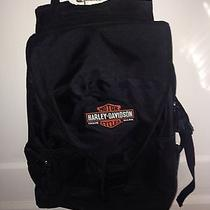 Harley Davidson Backpack / Computer Bag Photo