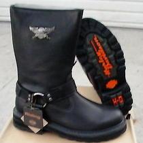 Harley Davidson Boots Stratus 13