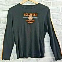 Harley Davidson Ladies Shirt - Black - Size 3xl - Hollister 2007 Photo