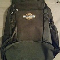 Harley Davidson Laptop Backpack Photo