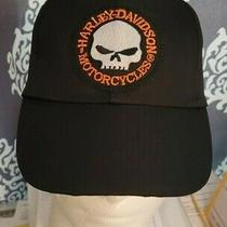 Harley Davidson Lightweight Ball Cap Trucker Hat Photo
