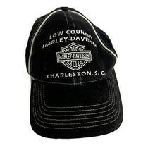 Harley-Davidson Low Country Charleston S.c. Black Hat Photo