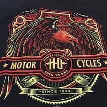 Harley-Davidson Men's Bird of Prey Shirt 2xl Photo