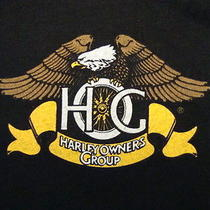 Harley-Davidson Motorcycles Chapter Owners Group Shreveport Louisiana T Shirt L Photo