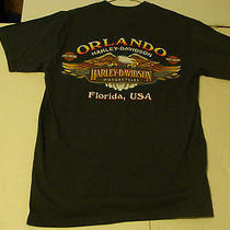 Harley Davidson Vintage Daytona Bike Week 2004 Shirt  Photo