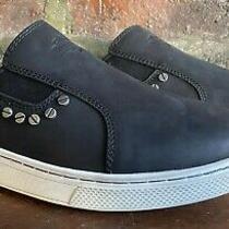 Harley-Davidson Women's Kalyna Fashion Slide Mule Shoes D84556 Size 6 Black Photo