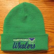 Hartford Whalers Nwt  Vintage American Needle Knit Winter Hat  Photo