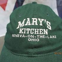 Hat Cap Marys Kitchen Geneva-on-the-Lake Ohio  Photo