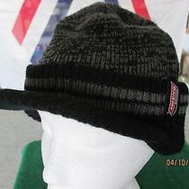 Hat Dickies Knit With Visor Photo