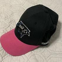Hat Lot of (1) - Carolina Panthers - Nfl Breast Cancer Pink Reebok Photo