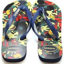 Havaiana for Boys Mickey Mouse Print 11c/12c  Photo
