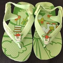 Havaianas Flip Flop Sandals 6 Preschool Toddler Shoes Photo