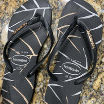 Havaianas Flip Flops - Women Size 6 - New Photo