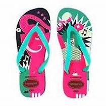 Havaianas Fun Flip Flops Thong Sandals Slippers Slide Rubber Photo
