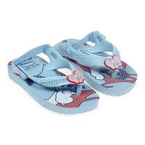 Havaianas Graphic Flip-Flops Size 5 Infant Photo