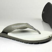 Havaianas Men's Sandals Brazilian Sz 43-44 Usa 10/11 New  Photo