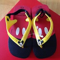 Havaianas Mickey Toddler Sandals Photo