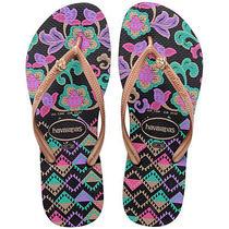 Havaianas Royal Thai Ceramic Flip Flops Brazilian Best Seller Photo