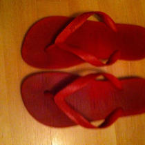 Havaianas Top Red Size 7/8 Photo