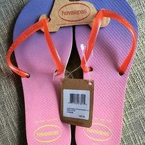 Havaianas Women's Pink and Purple Photo