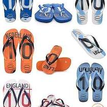 Havaianas World Cup Teams  Photo