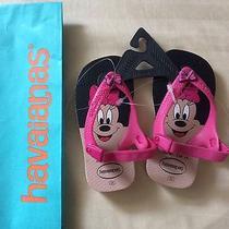 Havainas Disney Flip Flop Photo