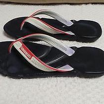 Havianas Men's Slides Size 12 Gently Worn  Photo