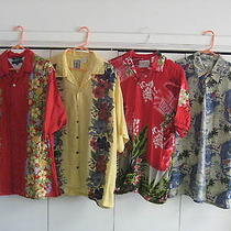 Hawaiian Shirt -- (4 Shirts for Sale) Tommy Hilfiger and Others Photo