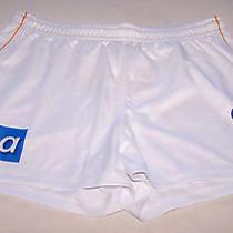 Hawthorn Hawks Afl Mens Away Player Match Day Puma Football Shorts Size M New Photo