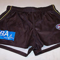 Hawthorn Hawks Afl Mens Home Player Match Day Puma Football Shorts Size S New Photo