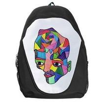 Hayden Kays Signed Unique Illustration Artwork Harry Styles Fan School Bag T0235 Photo