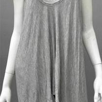 Heather New Double Layer Womens Pxs Casual Tank Top Light Gray Solid Sale a5i.1 Photo