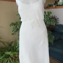 Heavenly Vera Wang (Her High End Line) Cream Nightgown - Size M Photo