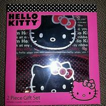 Hello Kitty 2 Pc Gift Set Photo