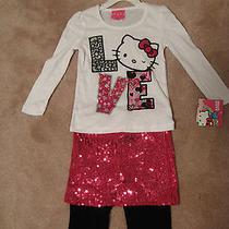 Hello Kitty  2 Pc Valentine