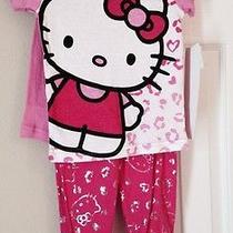 Hello Kitty 3 Piece Pajama Set Photo
