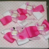 Hello Kitty 4 Piece Hair Set. New in Box. Great Gift Photo