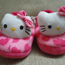 Hello  Kitty   Baby   Shoes   Size 5-6  New Photo