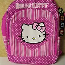 Hello Kitty Backpack Photo
