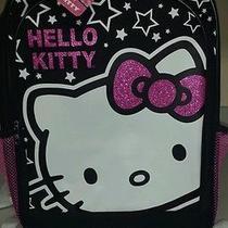 Hello Kitty  Backpack Book Bag Photo