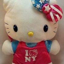 Hello Kitty Backpack I Love Ny New York Sanrio 12
