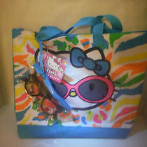 Hello Kitty Bag With Glasses Photo
