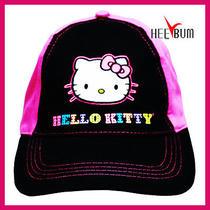 Hello Kitty Baseball Cap Kids Licensed Adjustable Sanrio u.s.a. Hat Photo