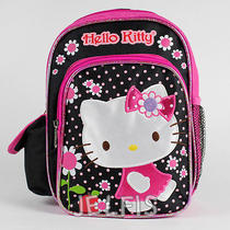 Hello Kitty Black Polka Dot Girls 10
