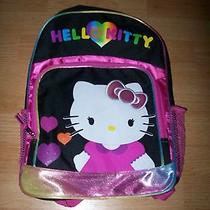 Hello Kitty Book Bag Backpack Photo