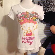 Hello Kitty by Doe Shirt Size Medium Sanrio Junk Food Photo