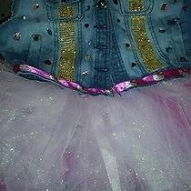 Hello Kitty Custom Vest & Tutu Photo