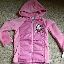 Hello Kitty Denali Jacket Girls Size 6x Photo
