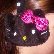 Hello Kitty Ear Muffs Photo