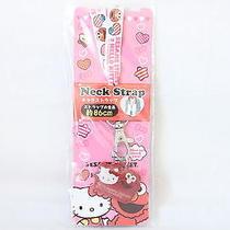 Hello Kitty  Elmo - Lanyard Neck Strap - Sanrio  Sesame Street - Japan Kawaii Photo
